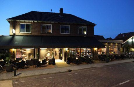 Café- restaurant Zalen Overkamp