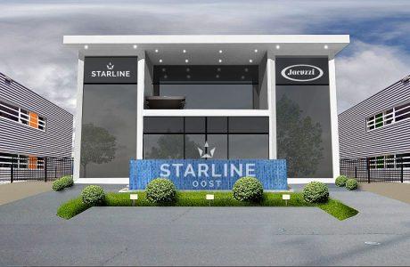 Starline Oost voorkant